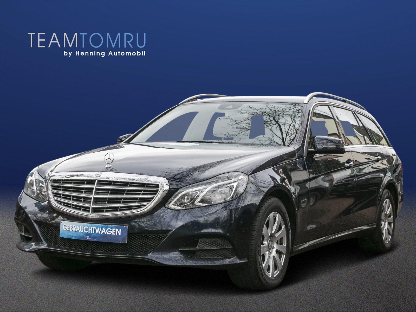 Mercedes-Benz E 220 T CDI COMAND Standhzg. Harman Kardon uvm., Jahr 2014, Diesel