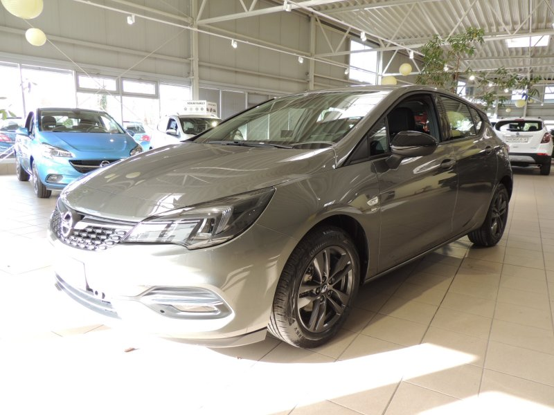 Opel Astra-K 5-trg. 2020 1.2T Navi,LED,DAB+, Jahr 2020, Benzin