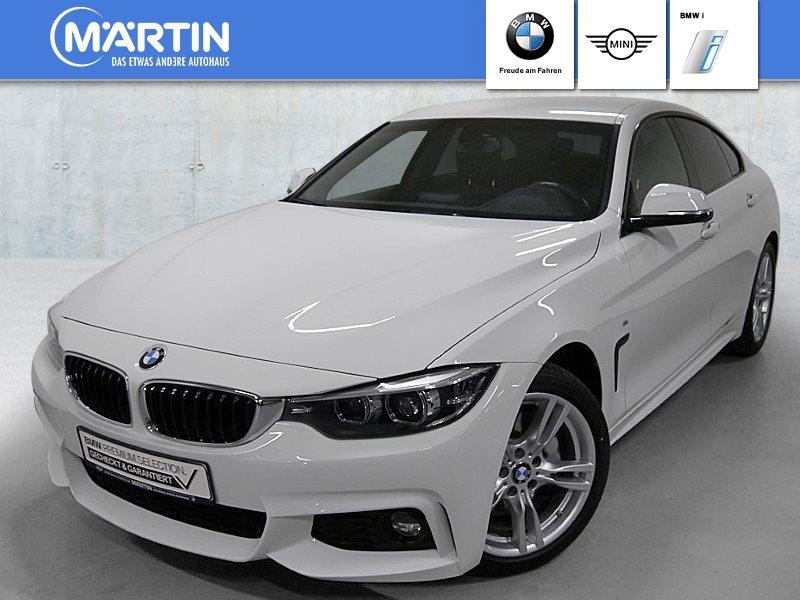 BMW 440i Gran Coupé M Sportpaket *HiFi*Navi.*, Jahr 2018, Benzin