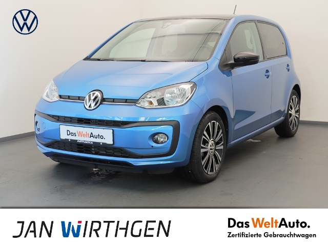 Volkswagen up! 1.0 IQ.DRIVE Rückfahrka. GRA PANO PDC, Jahr 2019, Benzin