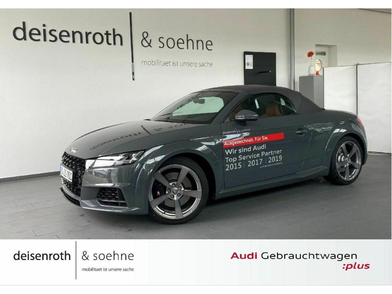 Audi TT RS Roadster 45 TFSI 20 Years B&O Leder Matrix, Jahr 2019, Benzin