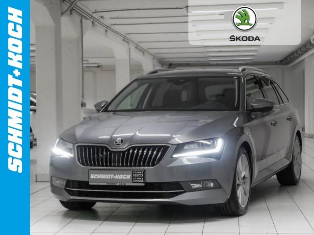 Skoda Superb Combi 2.0 TDI Style DSG,Navi, ACC, Jahr 2018, Diesel