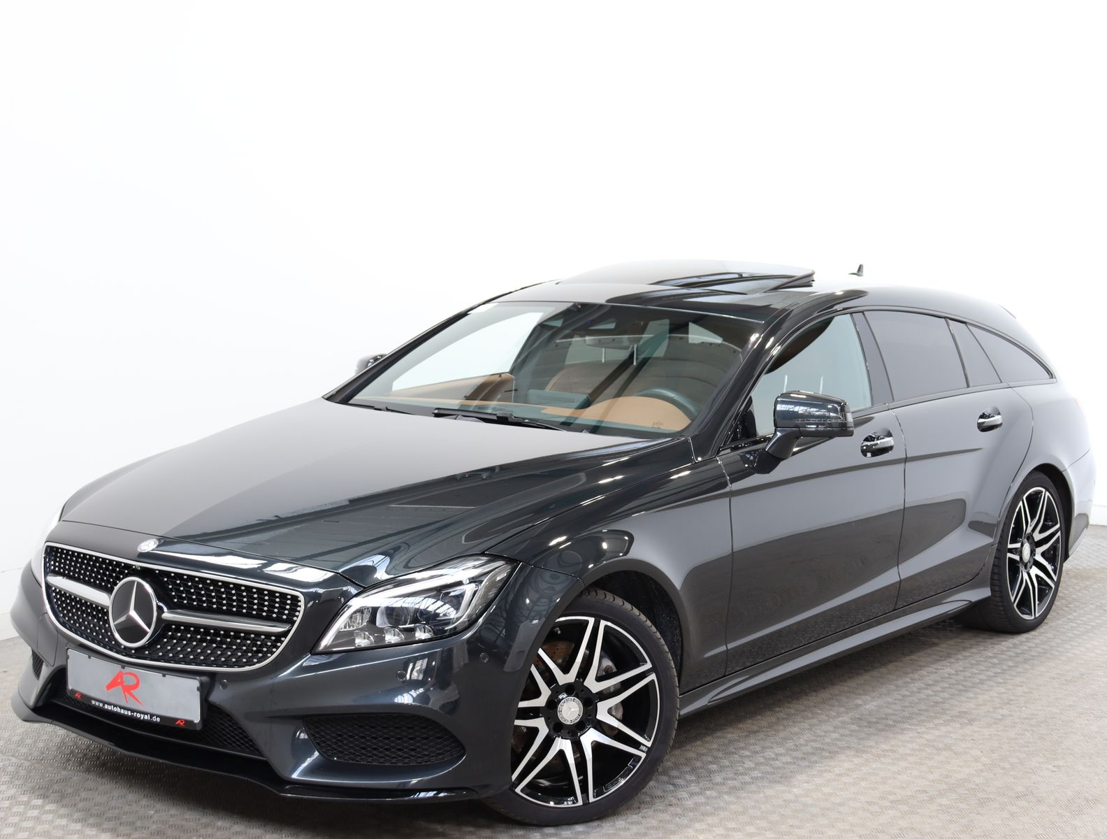Mercedes-Benz CLS 350 Shooting Brake d 4M AMG PLUS AIRMATIC, Jahr 2015, Diesel