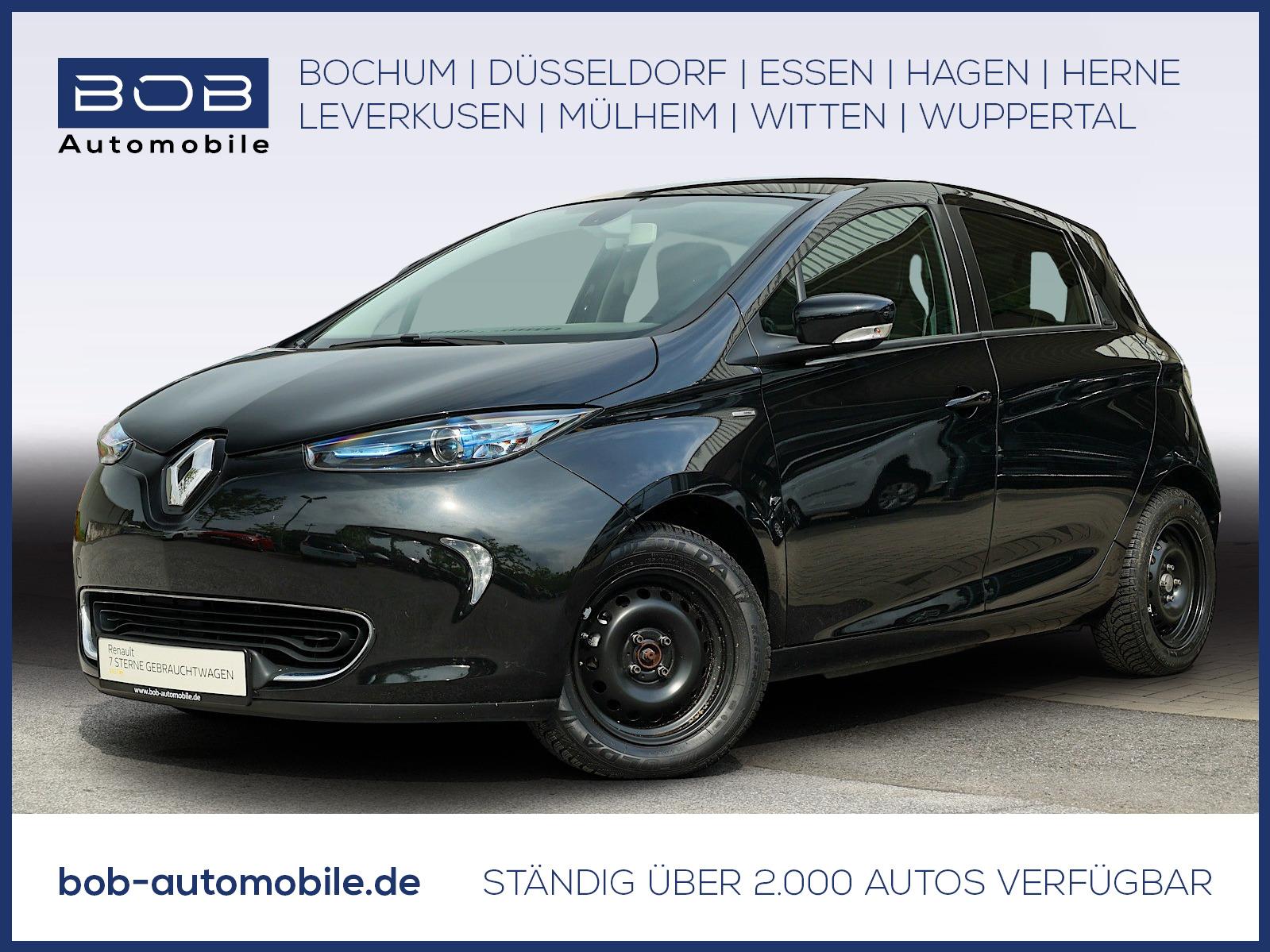 Renault ZOE INTENS Batteriemiete Z.E.40 BOSE-Paket Volll, Jahr 2018, Elektro