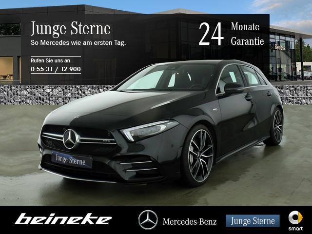 Mercedes-Benz AMG A 35 4M Multibeam AHK Navi-Prem. Distronic, Jahr 2019, Benzin