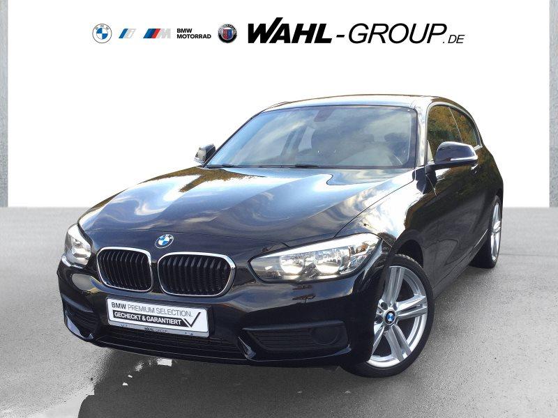 BMW 118i 3-Türer 18 LM Räder 5-Sitzigkeit Shz PDC, Jahr 2017, Benzin