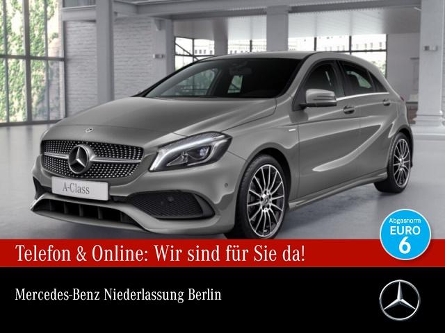 Mercedes-Benz A 200 AMG LED Navi Klimaautom PTS 7G-DCT Sitzh, Jahr 2017, Benzin