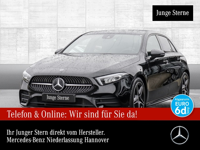 Mercedes-Benz A 180 AMG Navi Premium LED Night Kamera PTS 7G-DCT, Jahr 2019, Benzin