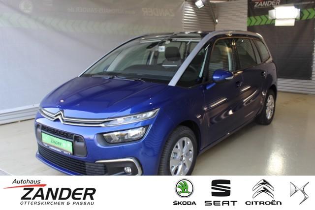 Citroën Grand C4 SpaceTourer 130 Selection Kamera uvm., Jahr 2019, Benzin