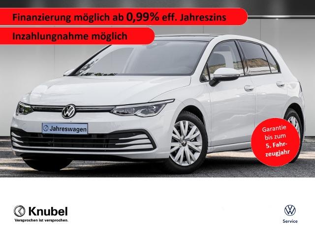 Volkswagen Golf VIII Life 1.5 TSI IQ.Light NaviPro Pano 18', Jahr 2020, Benzin