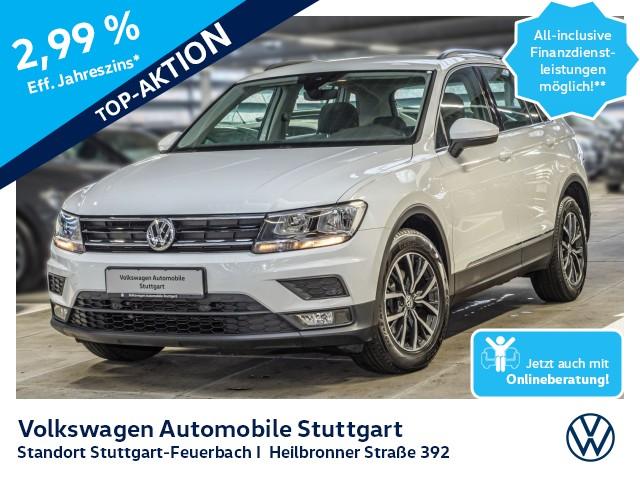 Volkswagen Tiguan 1.4 TSI DSG Tempomat, Jahr 2017, Benzin