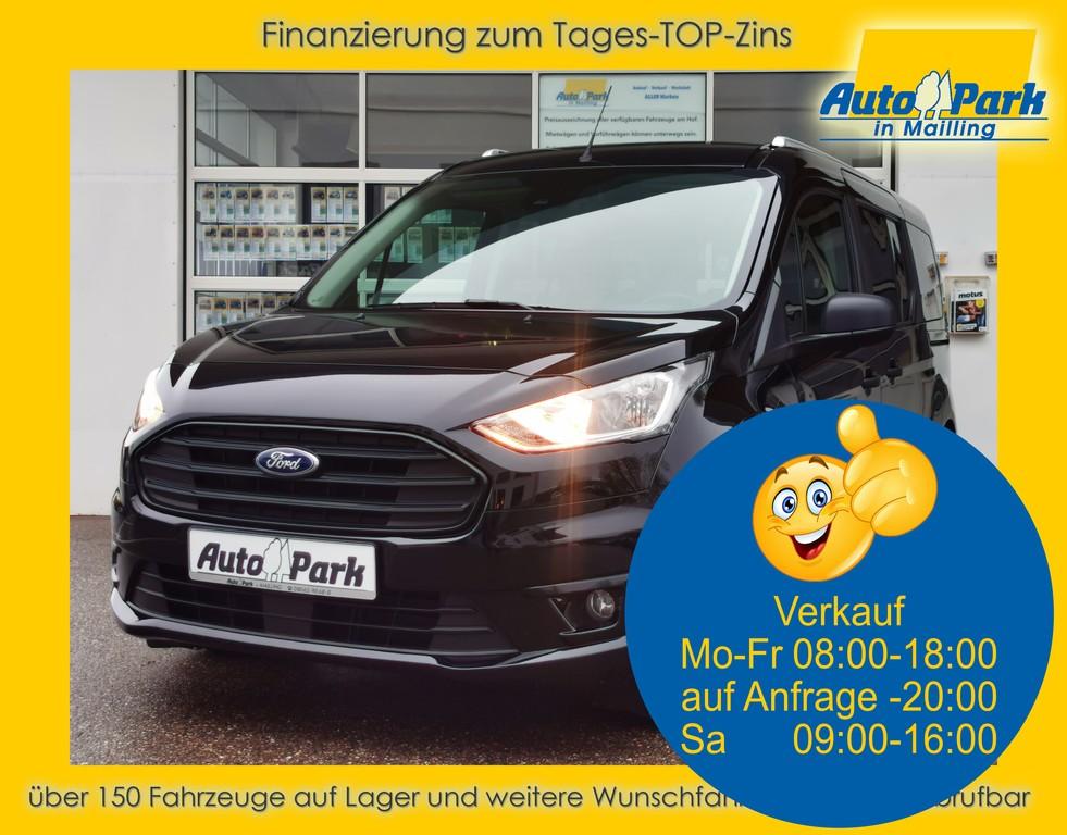 Ford Grand Tourneo Connect 7-Sitzer Aut. PDC~ALU~RFK, Jahr 2019, Diesel