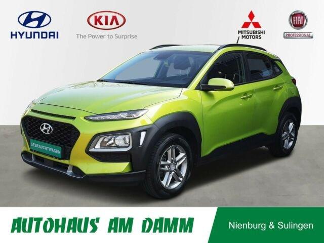 Hyundai Kona Trend 2WD KAMERA SHZ PDC ANDROID+APPLE, Jahr 2018, Benzin