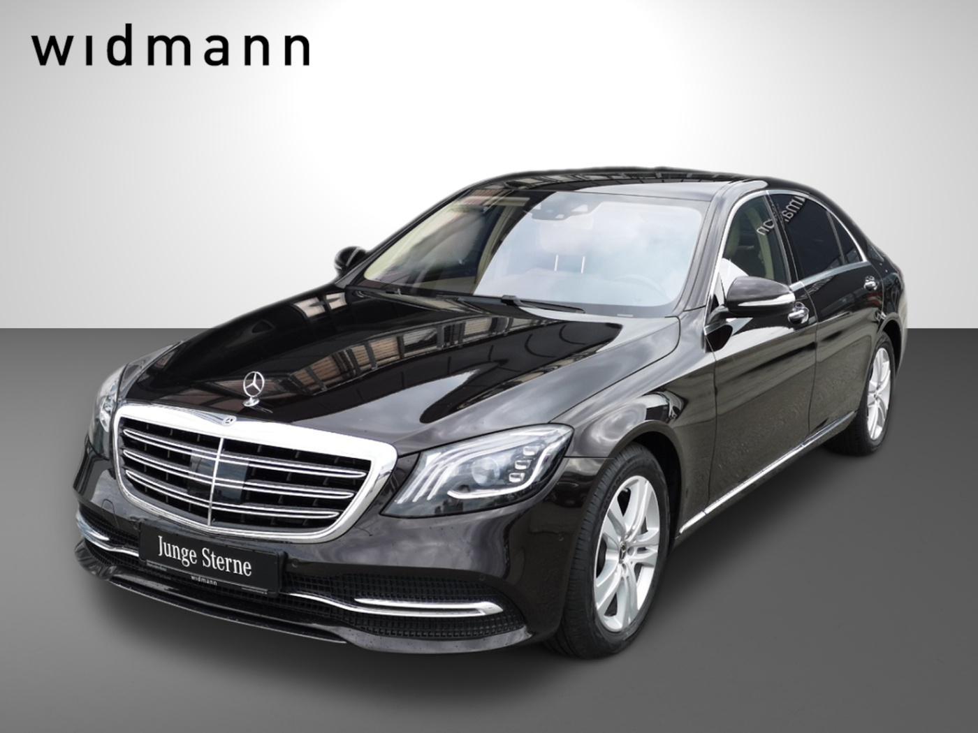 Mercedes-Benz S 560 4M L *Comand*AHK*ILS*Standheizg*Sitzklima*, Jahr 2018, Benzin