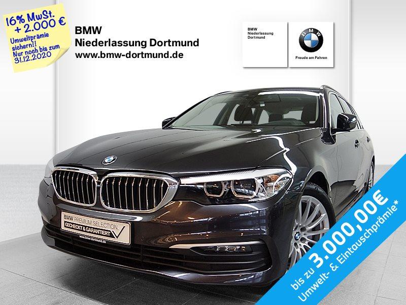 BMW 520d Touring, Jahr 2019, Diesel