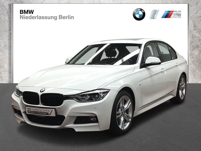 BMW 320d Lim. EU6 Aut. M Sport LED NaviPr. Glasdach, Jahr 2017, Diesel