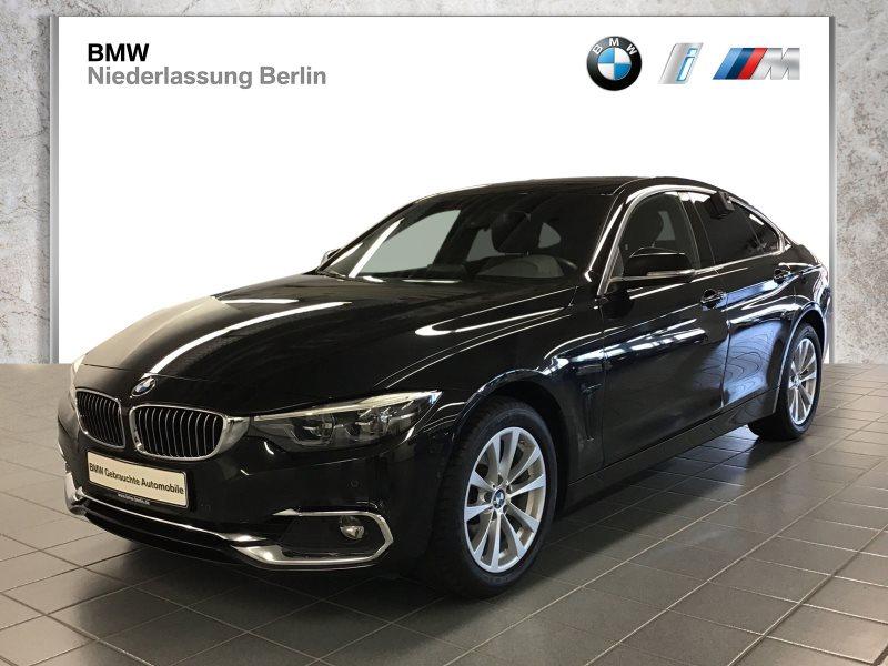 BMW 430i xDrive Gran Coupé EU6 Aut. Leder LED Navi, Jahr 2017, Benzin