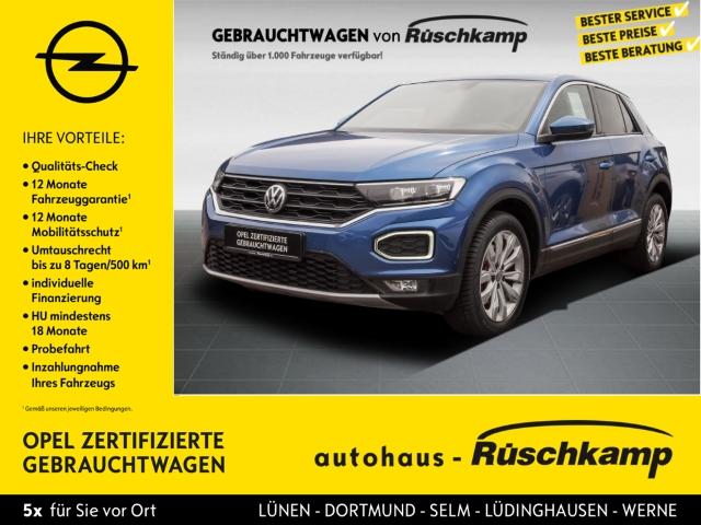 Volkswagen T-Roc Sport 1.5 TSI ACT, Jahr 2018, Benzin