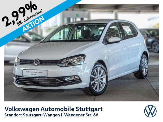 Volkswagen Polo Highline 1.4 TDI Klima PDC SHZ, Jahr 2017, Diesel