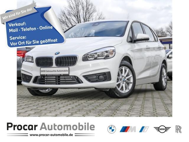BMW 220 Active Tourer PDC Sitzhzg. Vorn MF Lenkrad, Jahr 2017, Benzin