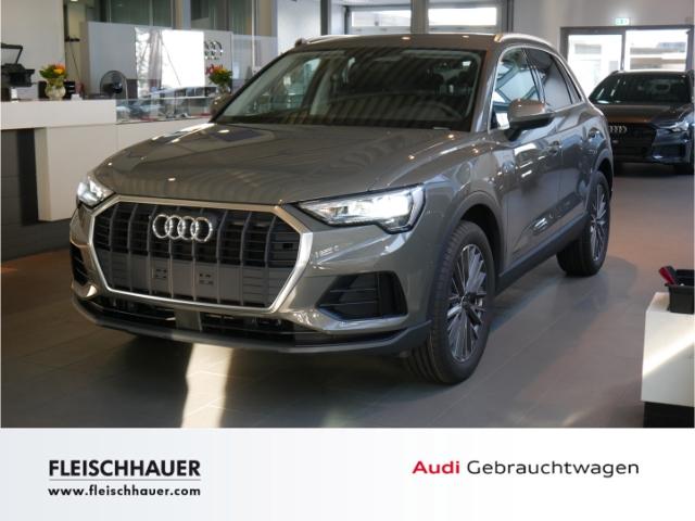 Audi Q3 35 TFSI S tronic Virtual Cockpit Plus Rückfahrkamera DAB Einparkhilfe Sitzheizung, Jahr 2020, Benzin