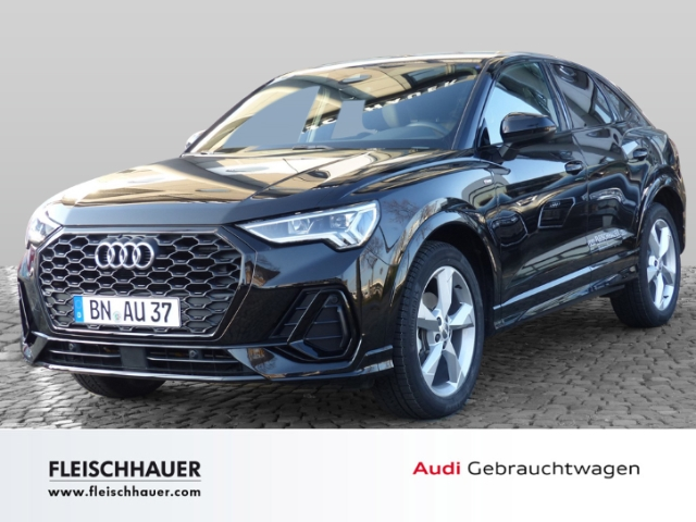 Audi Q3 Sportback 35 1.5 TFSI S line EU6d-T, Jahr 2020, Benzin