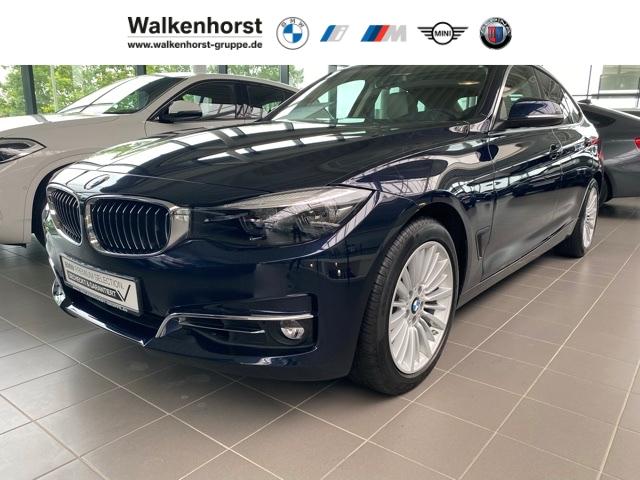 BMW 320 Gran Turismo i Luxury Line Leasing ab 399,-- * adap.LED Panoramadach RFK Leder, Jahr 2020, Benzin