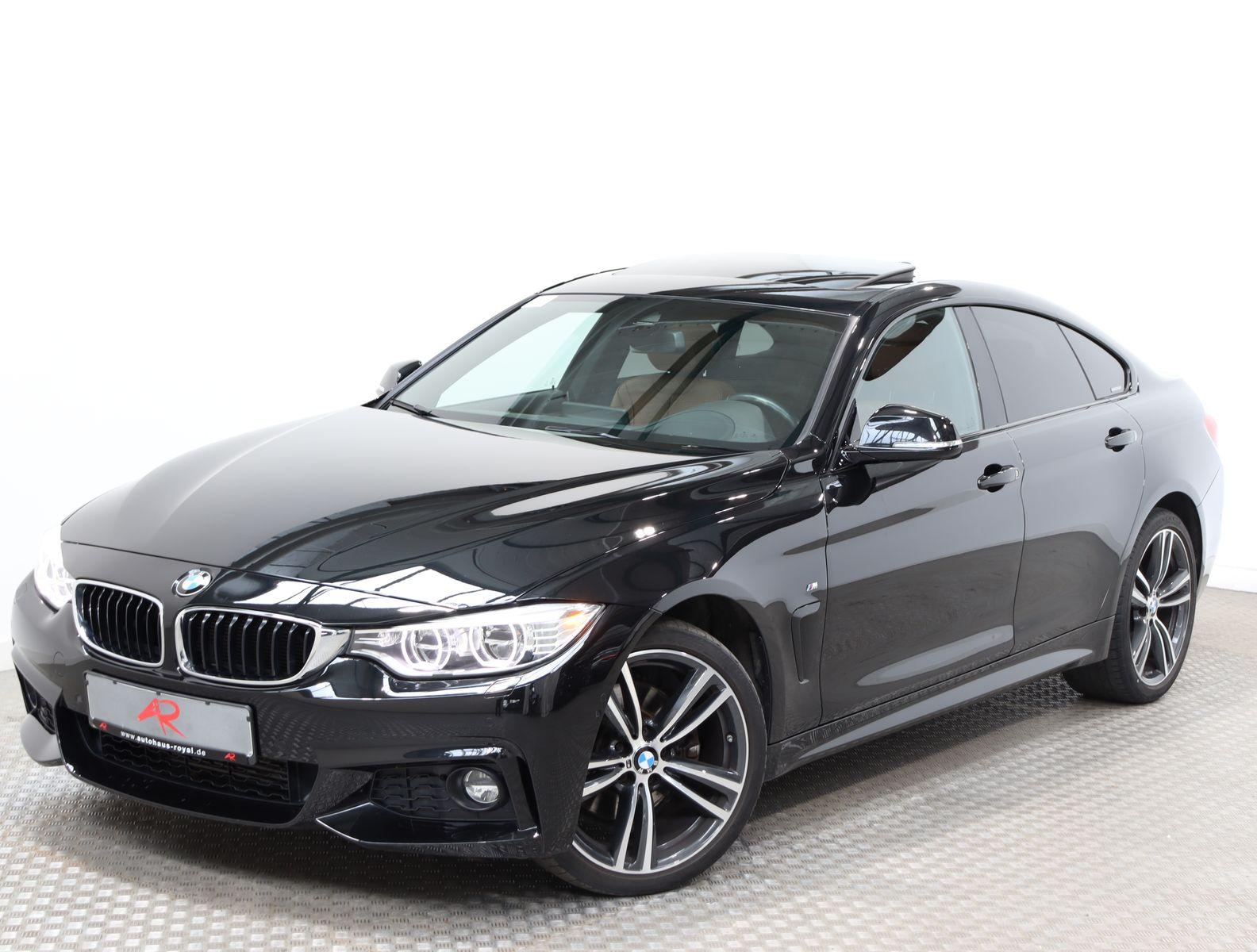 BMW 430 Gran Coupe d xDrive M SPORT 360GRAD,LED,HUD, Jahr 2016, Diesel