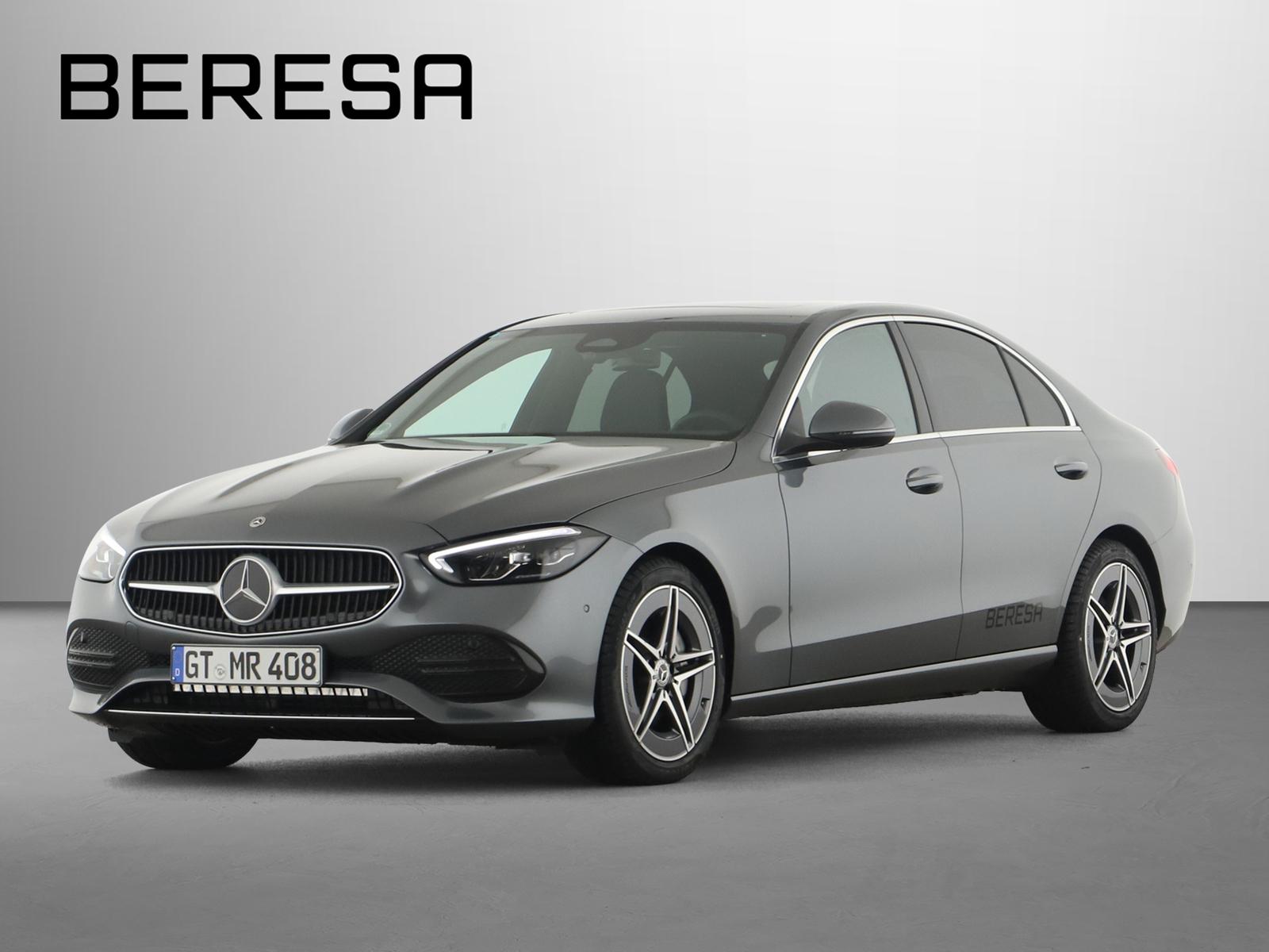 Mercedes-Benz C 200 4M Avantgarde LED Kamera Schiebedach PDC, Jahr 2021, Benzin