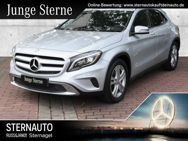 Mercedes-Benz GLA 220 d 4M URBAN+Navi+ILS-BiXen+AHK+ Parkassi., Jahr 2015, diesel