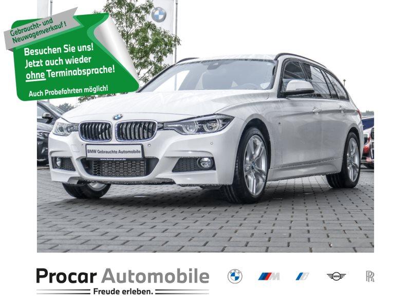 BMW 320d Touring M Sportpaket Navi Prof. LED Driv.As., Jahr 2018, Diesel