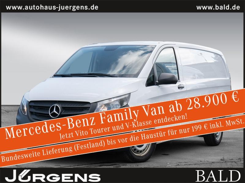 Mercedes-Benz Vito 111 CDI Kasten lang Klima Heckklappe Klima, Jahr 2018, Diesel