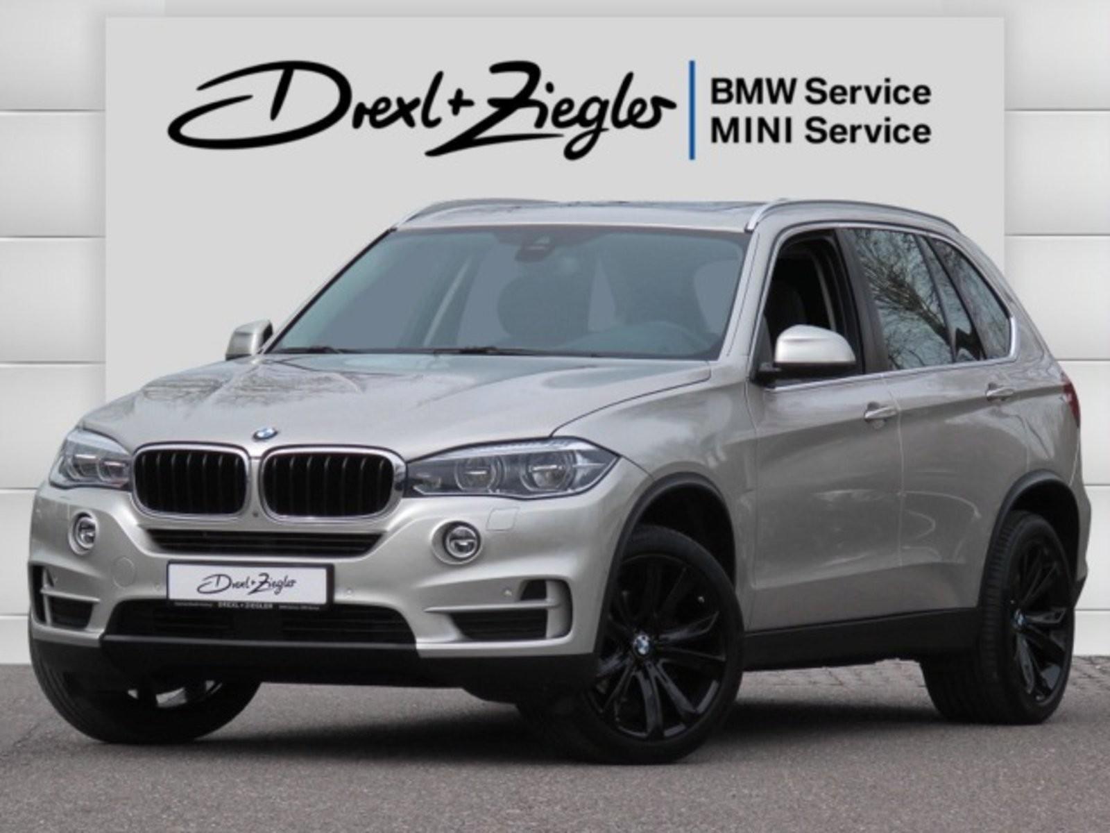 BMW X5 xDrive30d Sthzg LED ACC Panorama Kamera Alu20, Jahr 2016, Diesel
