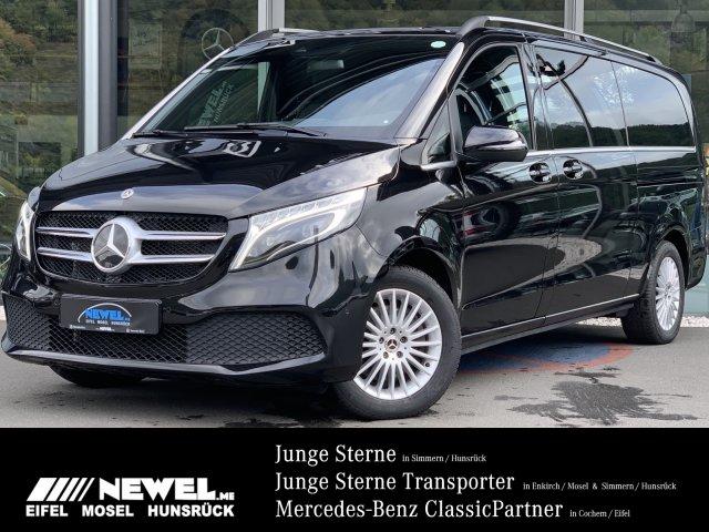 Mercedes-Benz V 300 d *LED*NAVI*KAMERA*LEDER*EL-TÜREN*AHK*DAB*, Jahr 2019, Diesel