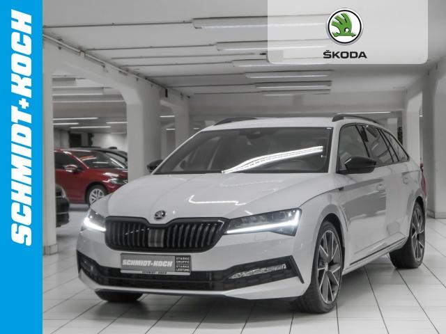 Skoda Superb Combi 2.0 TDI SportLine LED,DSG, Navi, Jahr 2019, Diesel