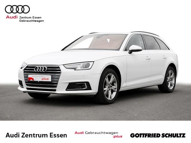 Audi A4 Avant sport 2.0 TDI S-tronic NAV SHZ XEN PDC FS, Jahr 2017, Diesel