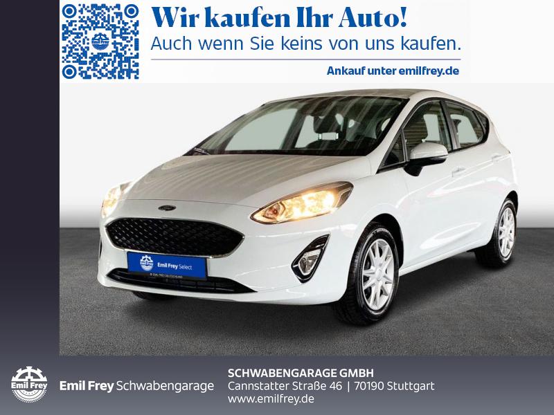 Ford Fiesta 1.1 COOL&CONNECT, Jahr 2018, Benzin