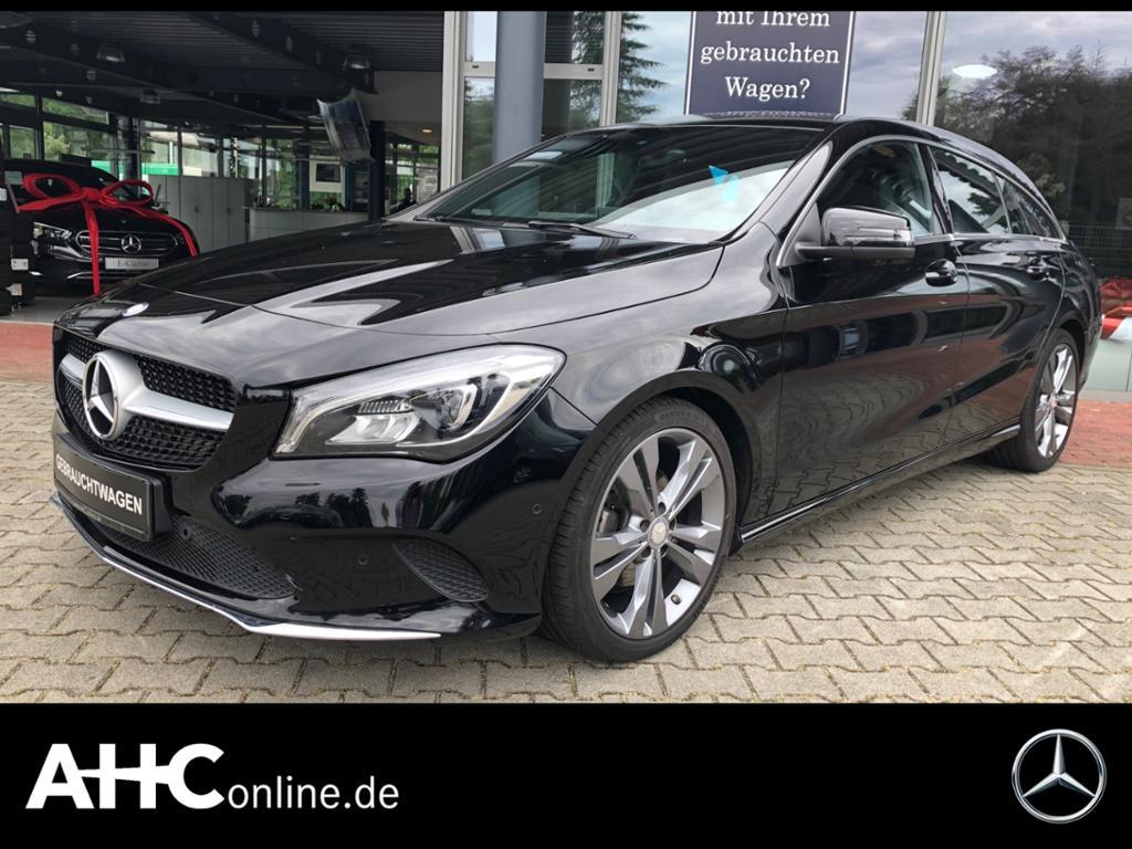 Mercedes-Benz CLA 200 d SB Urban+LED+Navi+Parkpilot+Sitzhzg, Jahr 2016, Diesel