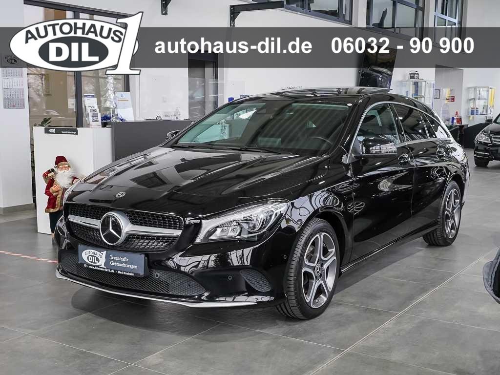 Mercedes-Benz CLA Shooting Brake 220 d 7G *Pano*Distr.*COMAND*, Jahr 2017, Diesel