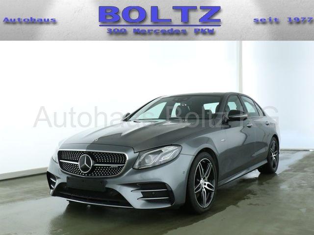 Mercedes-Benz E 53 AMG 4M+ ENp 102000 Com. Pano Remote Park P., Jahr 2018, Benzin