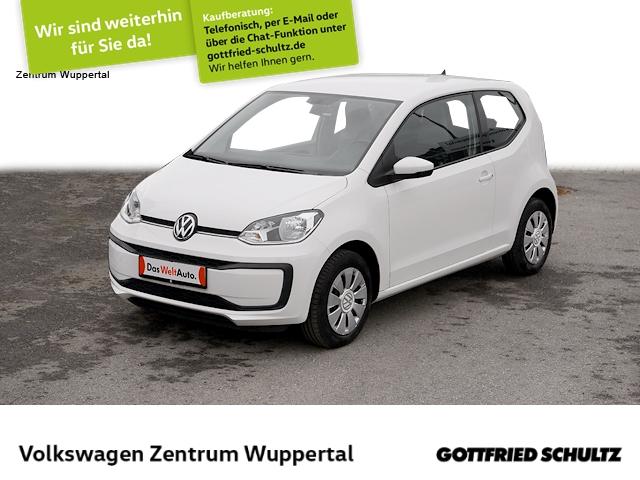 Volkswagen up! 1,0 Move KLIMA BT ZV E-FENSTER, Jahr 2018, Benzin