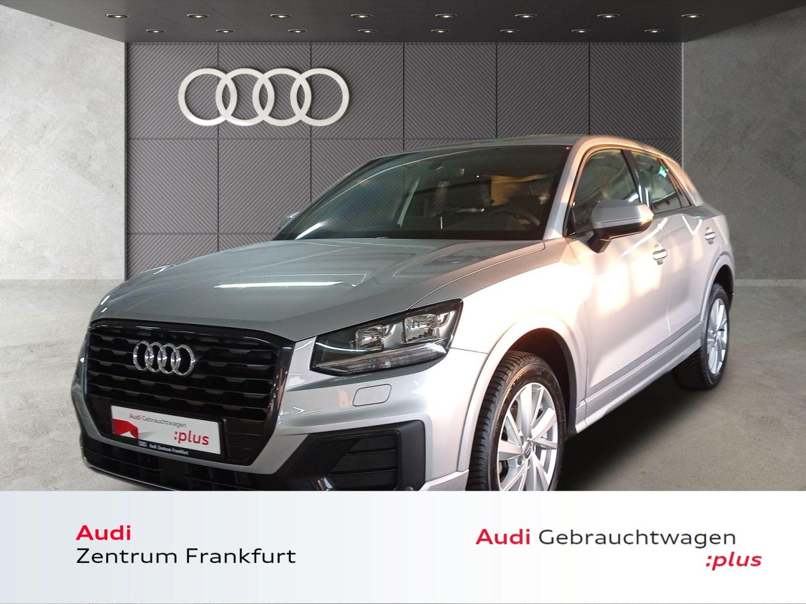 Audi Q2 35 TFSI sport S tronic Navi VC PDC DAB Sitzheizung, Jahr 2021, Benzin