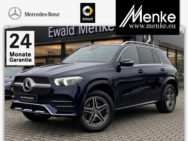 Mercedes-Benz GLE 300 d 4M AMG 360°,LED,AHK,Airmatic,PDC, Jahr 2019, Diesel