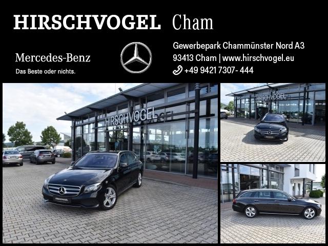 Mercedes-Benz E 400 4M AVANTGARDE+AHK+KEYLESS+Comand+MULTIBEAM, Jahr 2018, Benzin