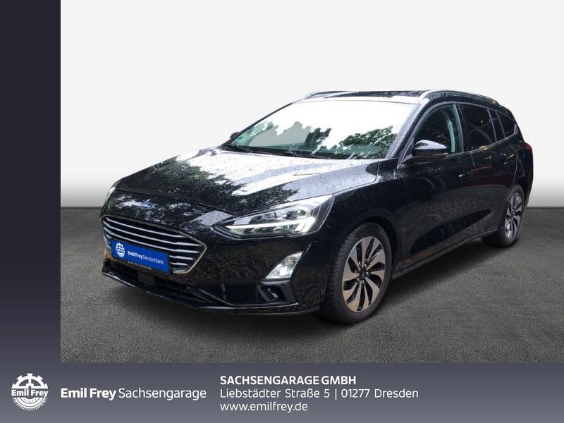 Ford Focus Turnier 1.0 EcoBoost COOL&CONNECT LED-Sch., Jahr 2019, Benzin
