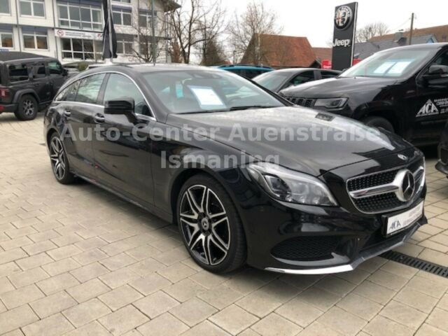 Mercedes-Benz CLS 500 Shooting Brake 4.7 4-Matic AMG Fahrassis, Jahr 2017, Benzin