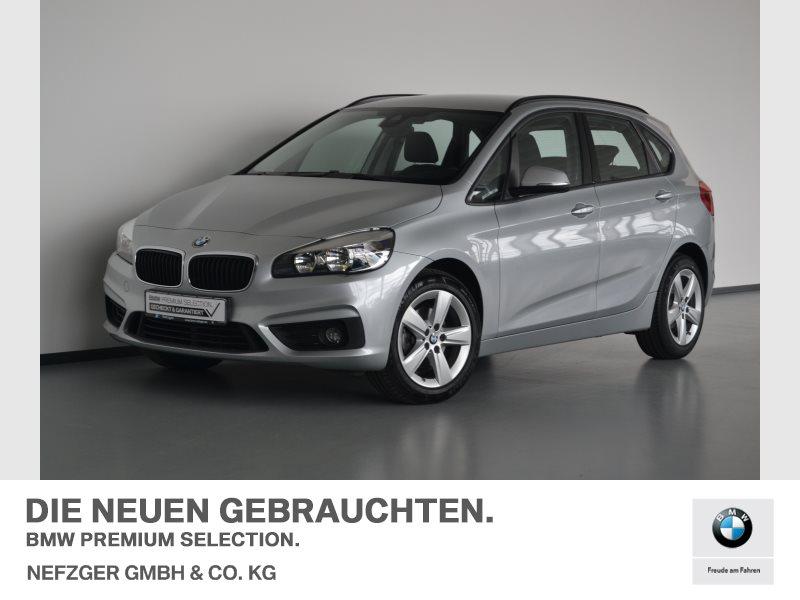 BMW 218d Active Tourer Advantage Navi Tempomat PDC, Jahr 2015, Diesel