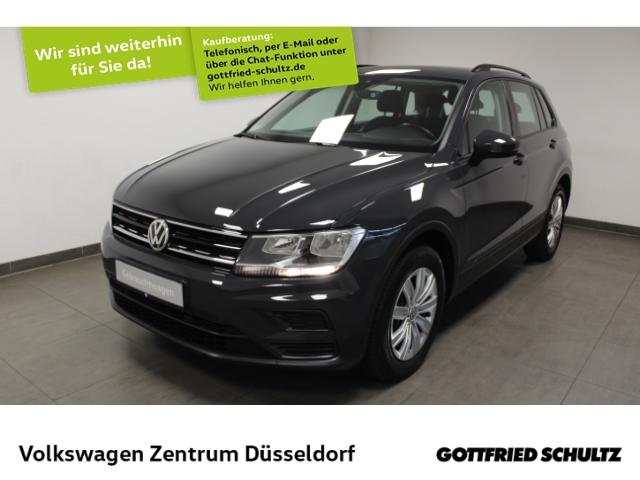 Volkswagen Tiguan 2.0 TDI *AHK*PDC*FSE*LaneAssist*, Jahr 2017, Diesel