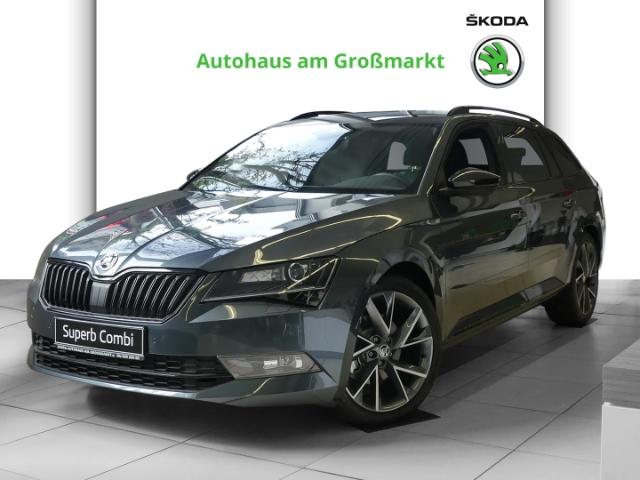 Skoda Superb Combi 1.5 TSI Sportline Bi-Xenon Parksen., Jahr 2019, Benzin