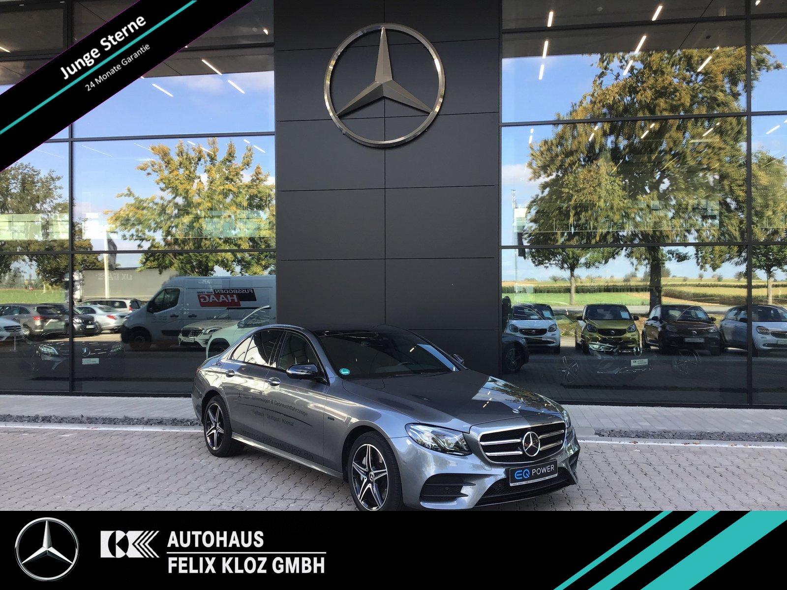 Mercedes-Benz E 300 de AMG Wide Pano COMAND Multibeam Distr., Jahr 2019, Hybrid_Diesel